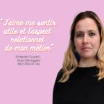 Marjorie Aide Ménagère